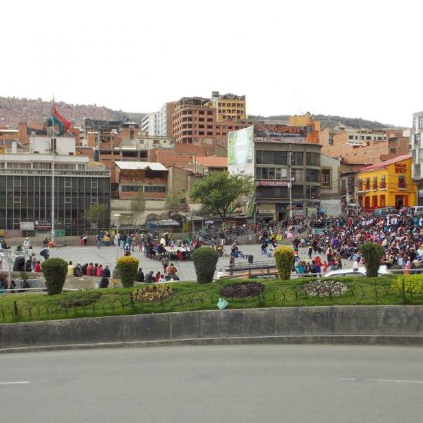 Plaza Mayor de San Francisco